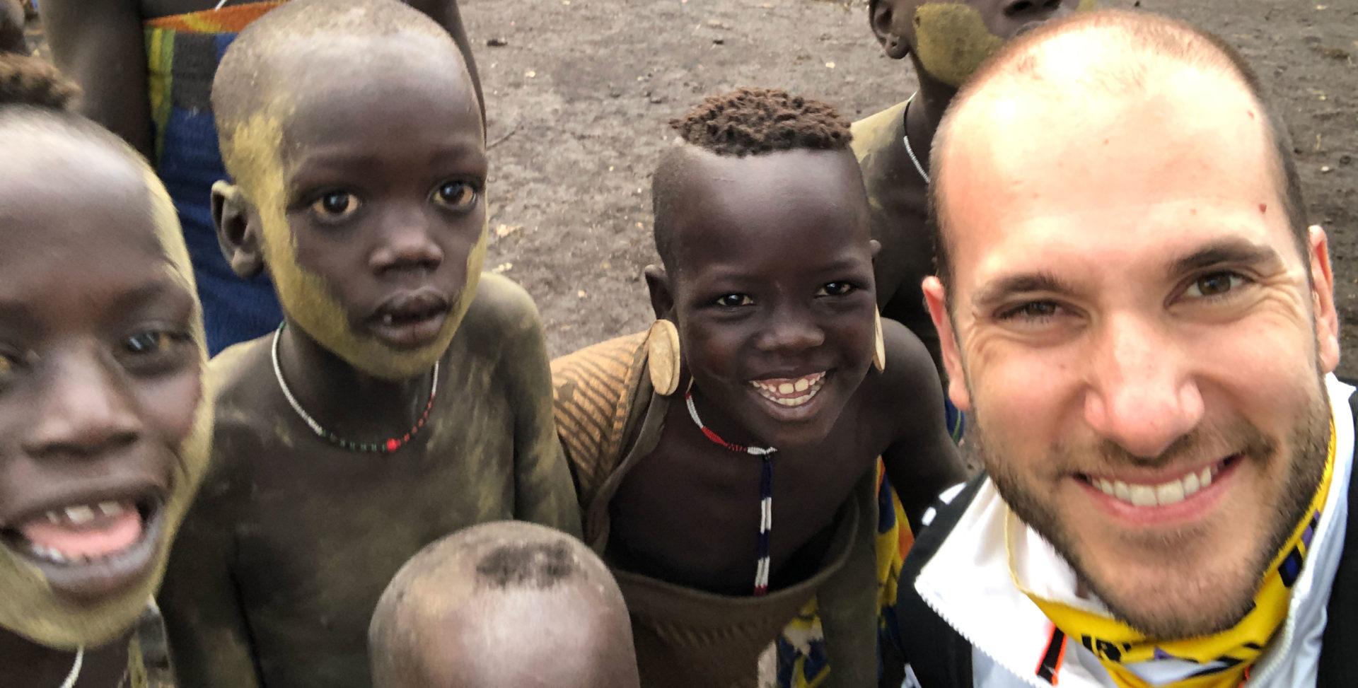 Mursi pleme – Etiopija, Omo dolina