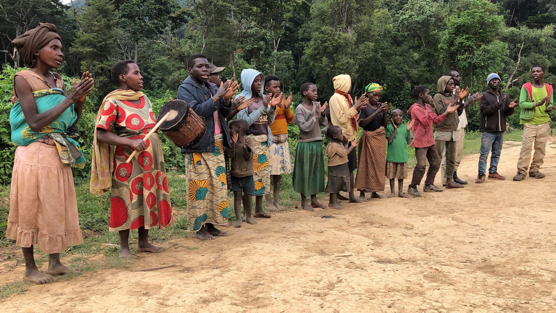 afrika ruanda uganda pigmeji putovanje