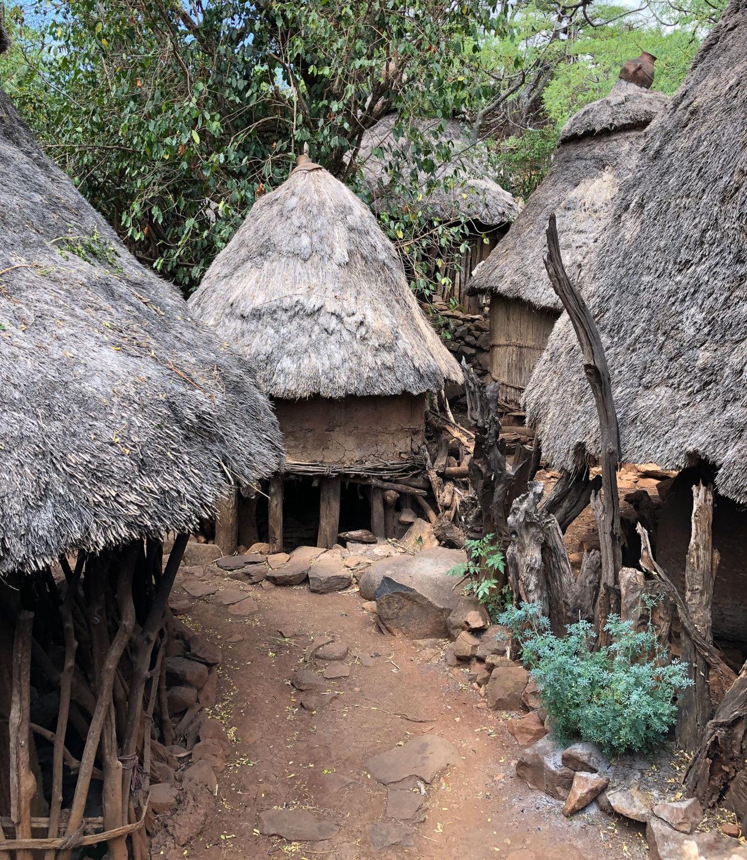 Konso pleme – Etiopija, Omo dolina